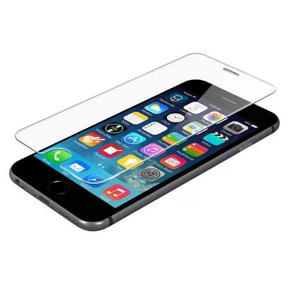 iPM iPhone 6/6S/6+/6S+ Tempered Glass Screen Protector