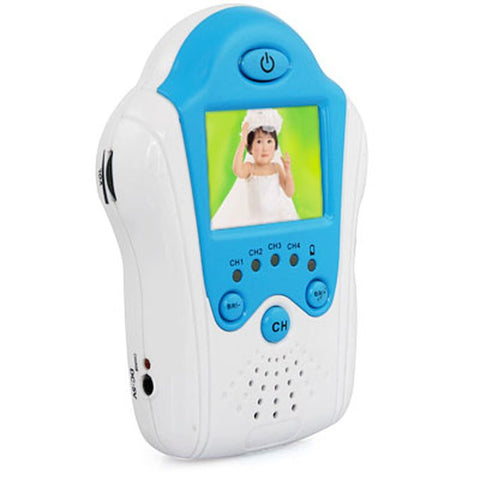 iPM Digital Portable Flower Baby Monitor – Blue