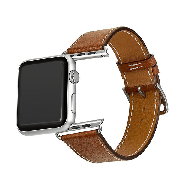 5c6ec8d9578 iPM Luxury Genuine Leather Watch Strap Replacement Band – theipmstore.com