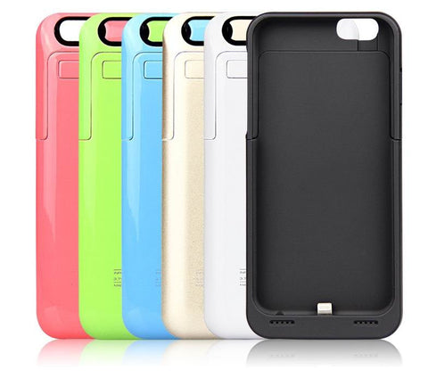 iPM iPhone 6 Power Case - 6 Colors!