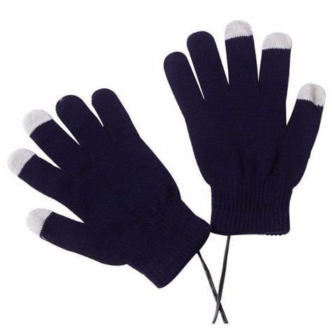 iPM TSP01 Touch Screen Battery Powered Heated Gloves