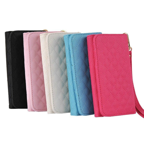 iPM Universal Wallet Leather Pouch for iPhone 5/5s/5c/iPhone 6