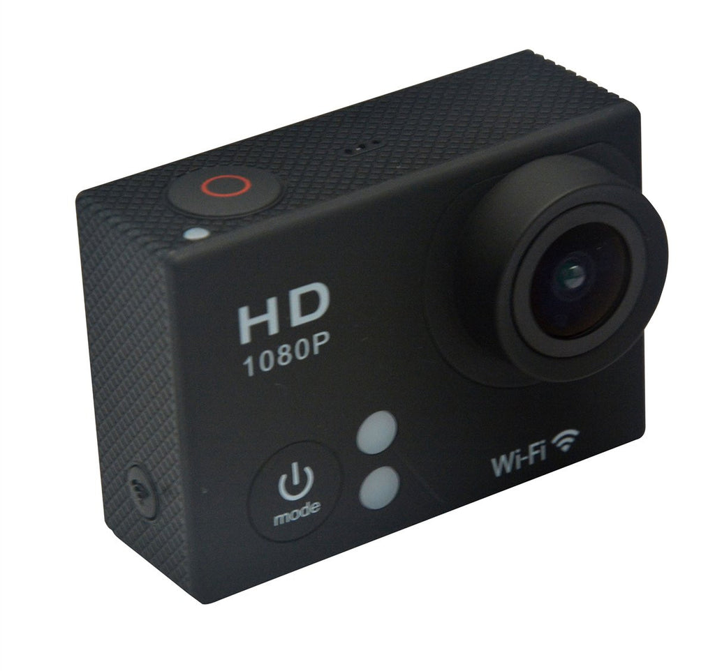 iPM Y9 1080P HD Waterproof Sports Camera - with Wifi