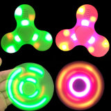 iPM LED Fidget Spinner with Built-in Bluetooth Speaker
