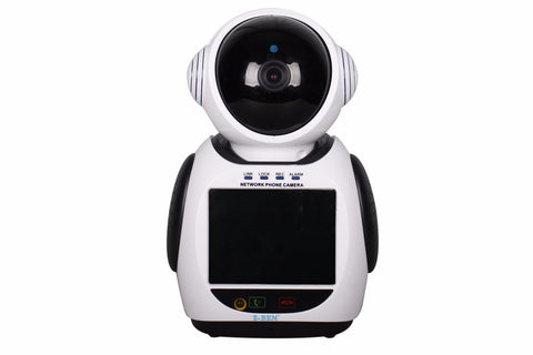 iPM Two-Way Smart IP Camera - with Alarm System