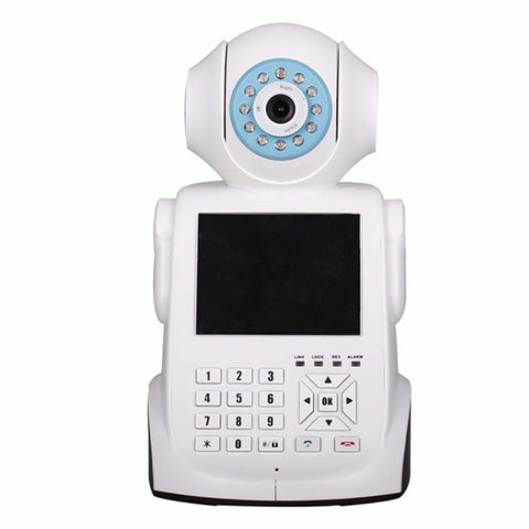 iPM Two-Way Wireless IP Camera - with Alarm System