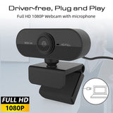 iPM 1080p Full HD Plug and Play Webcam W10