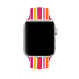 iPM ICEWA17C New Fun Colors Silicone Replacement Band for Apple Watch
