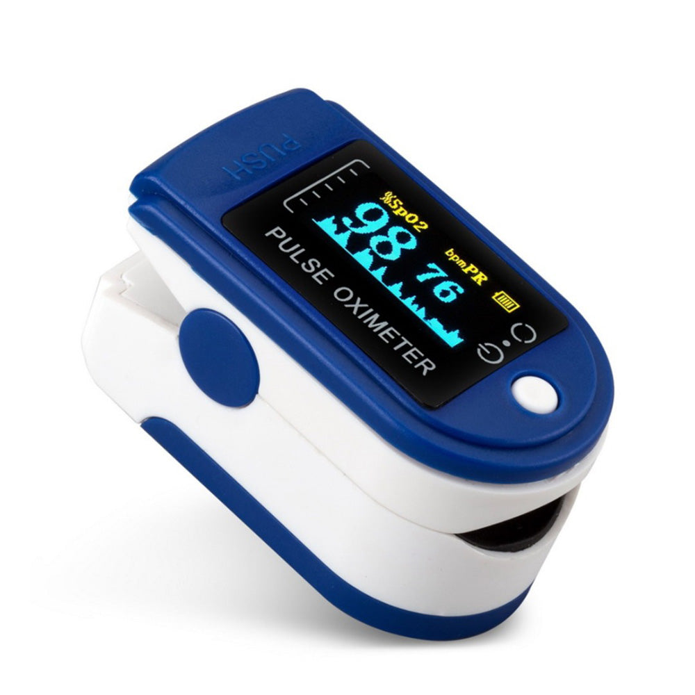Quick Finger Pulse Oximeter