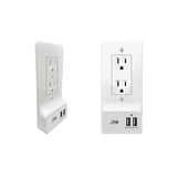 iPM Smart Home USB Wall Plate With 2 USB Ports