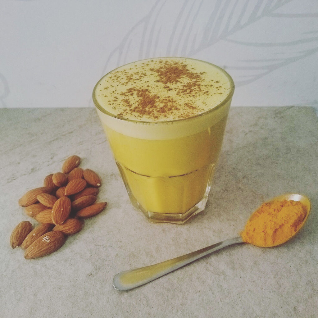 Our Golden Milk (and why we love it)