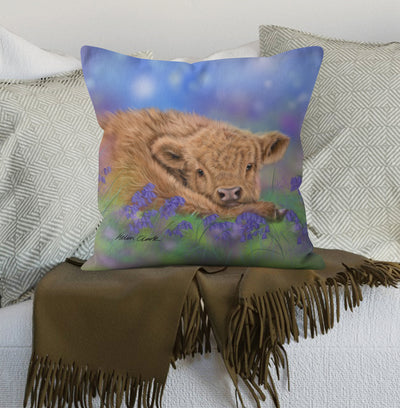 Bluebell Scatter Cushion