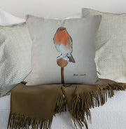 Angel Robin Scatter Cushion
