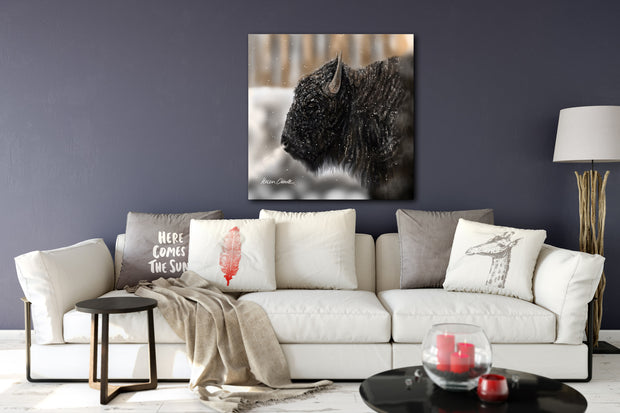 """Tatanka"" SUPER SIZE Canvas"