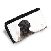 Black Lab Maxi Purse