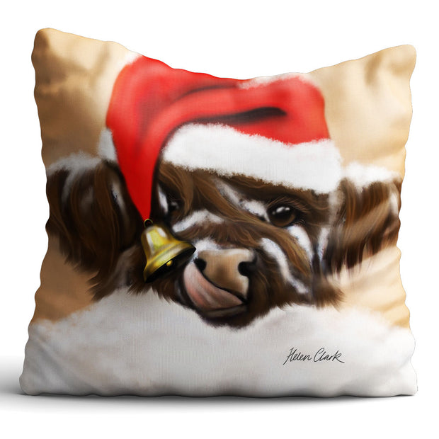 """Christmas Marmalade""  Cushion"