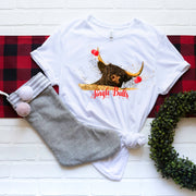 Jingle Bulls  T-Shirt