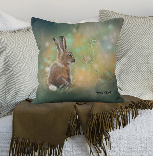 Leveret and the Fairies Scatter Cushion