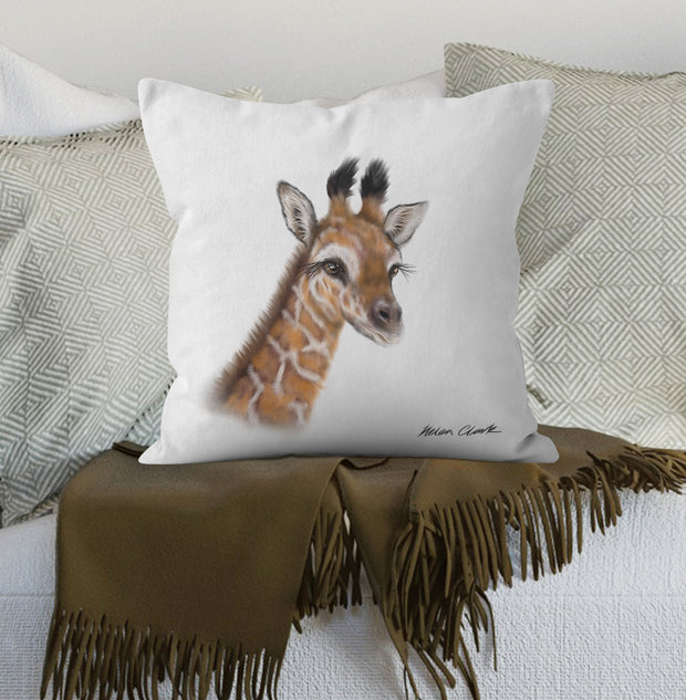 Little Giraffe Scatter Cushion