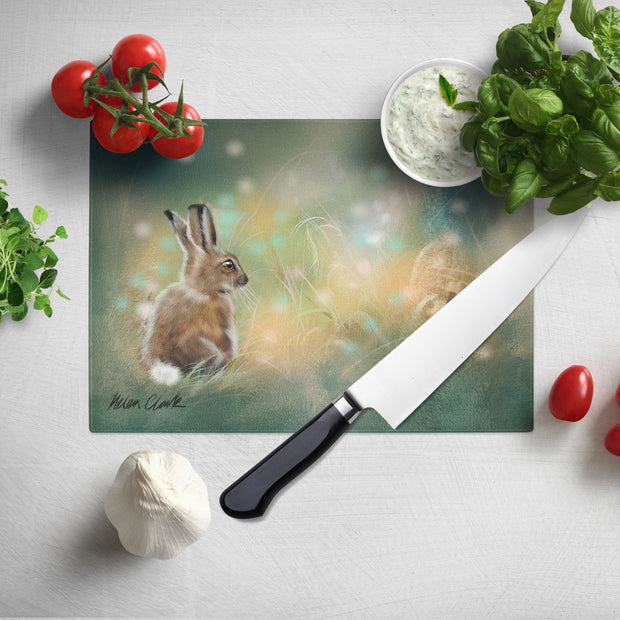 Leveret and the Fairies Chopping Board