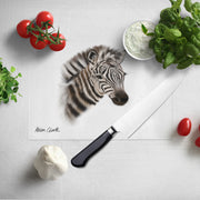 Little Zebra Chopping Board