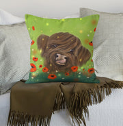 """Marmalade Summer"" Cushion"