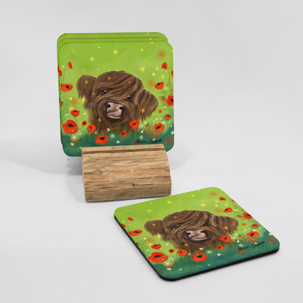 Marmalade Summer Coasters
