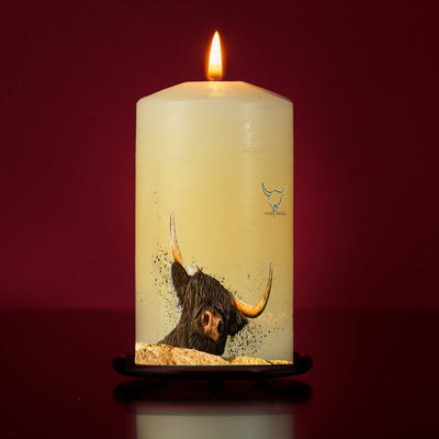 Bannockburn Large Pillar Candle