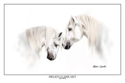 """Soulmates"" Art Prints"