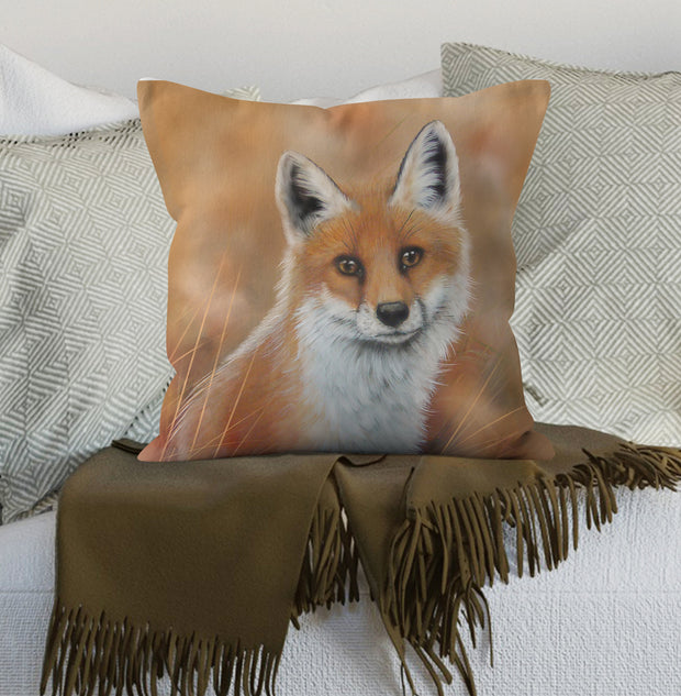 Spring Fox Scatter Cushion