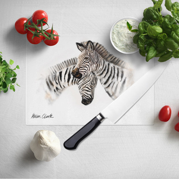 Symphony of Stripes Chopping Board