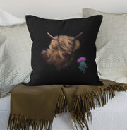 Thistle cushion