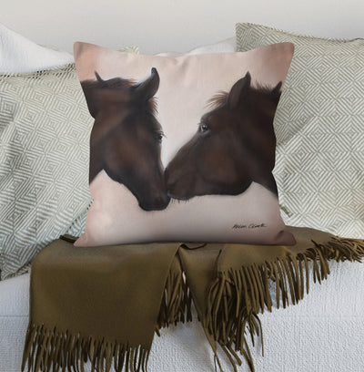 The Kiss Scatter Cushion