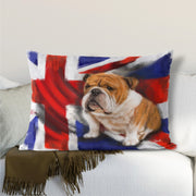 Best of British Lumbar Cushion