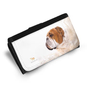bulldog Maxi Purse