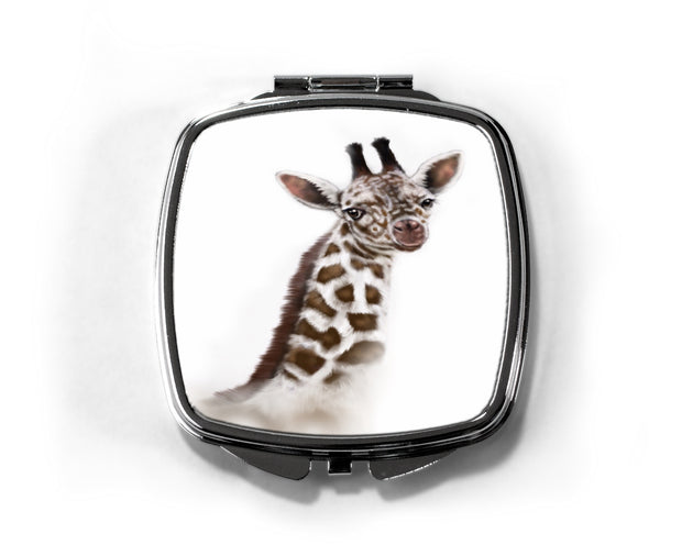 April's Baby Compact Mirror