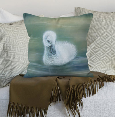 Cygnet Scatter Cushion