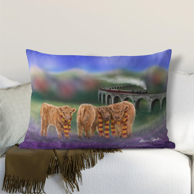 Enchanted Express Lumbar Cushion