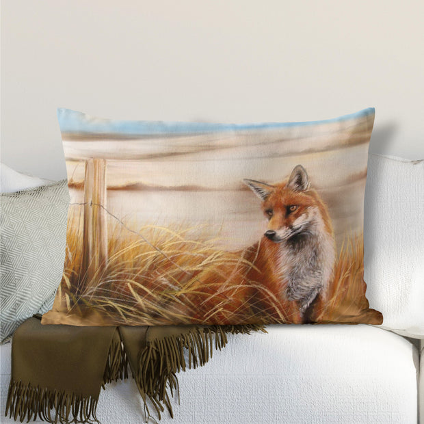 Fox Dawn Lumbar Cushion