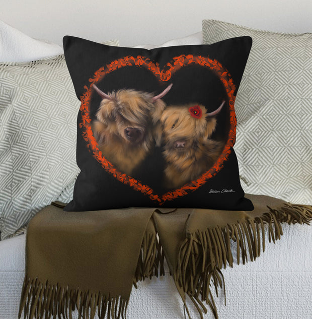 Heelan Love Scatter Cushion