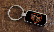 Heelan Love (Oblong keyring)