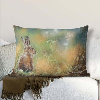 Leveret and the Fairies Lumbar Cushion