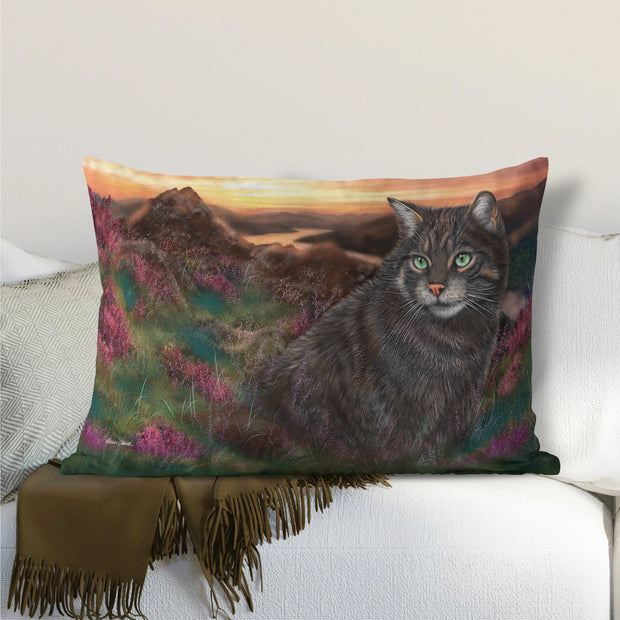 "New ""Highland Tiger"" Lumbar Cushion"