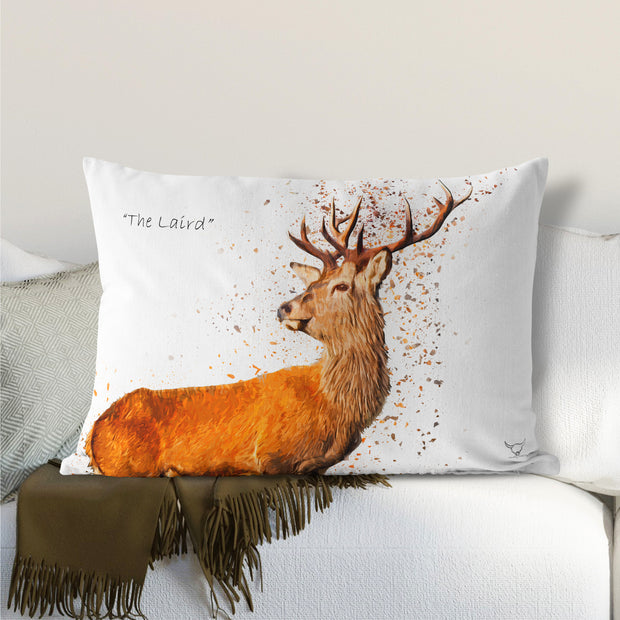 "Muddy Wellies ""The Laird"" Lumbar Cushion"