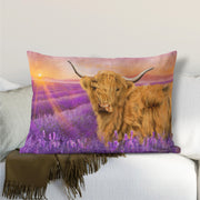 """Lavender"" Lumbar Cushion"