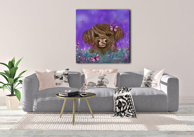 """Marmalade Spring"" SUPER SIZE Canvas"