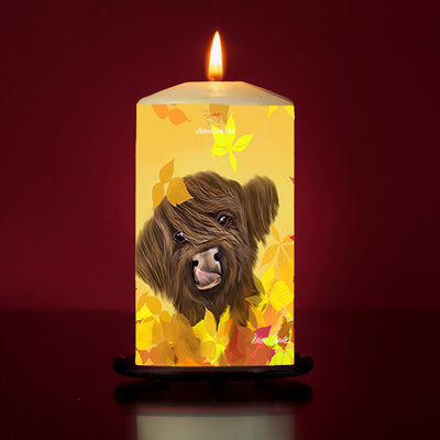 Marmalade Autumn Large Pillar Candle