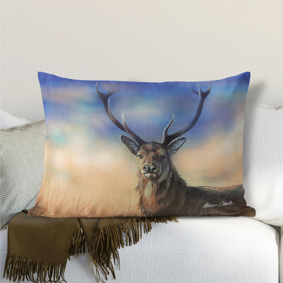 Monarch of the Peaks Lumbar Cushion