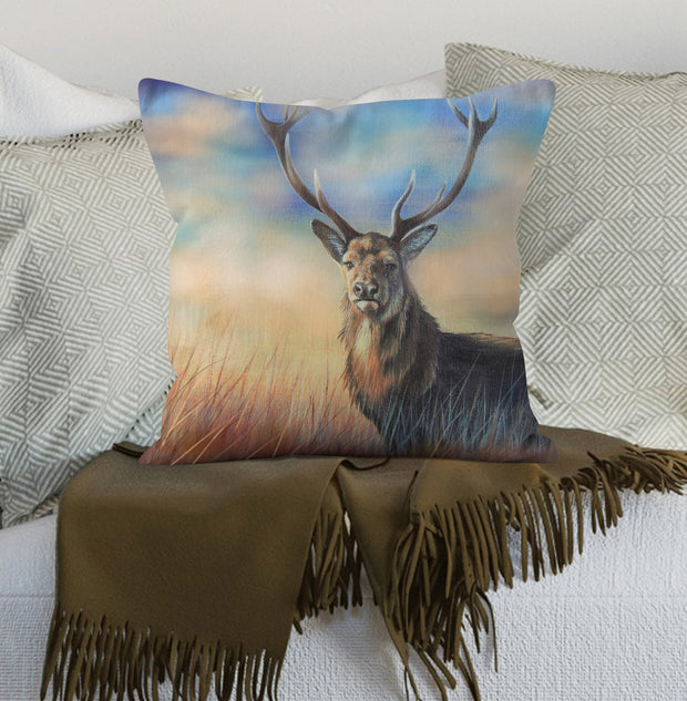 Monarch of the Peaks Scatter Cushion