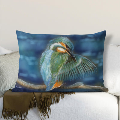 Preening Time Lumbar Cushion